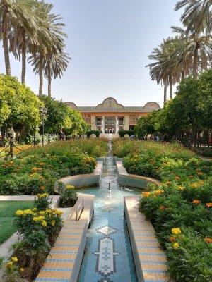 Giardino Bagh-e Naranjestan Shiraz Iran