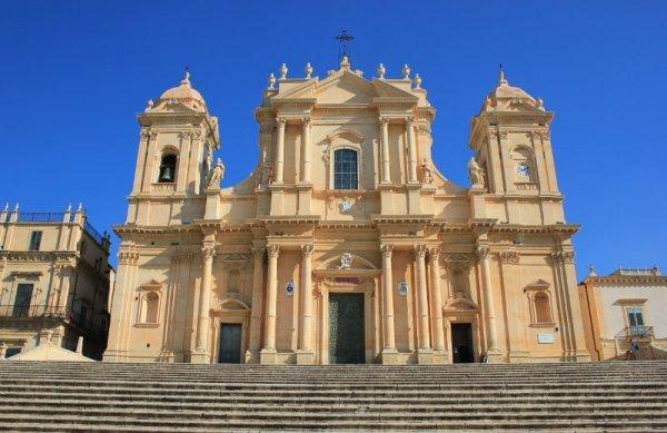 Cattedrale di San Nicolò a Noto Sicilia