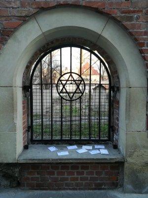 Cimitero ebraico di Kazimierz Cracovia