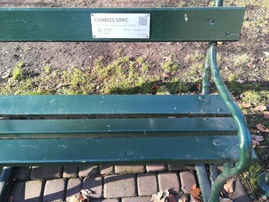 Dedica a scrittori e poeti a Cracovia