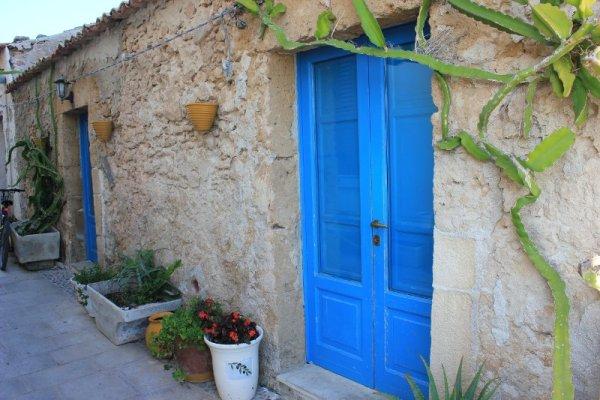 Vicoli di Marzamemi Sicilia