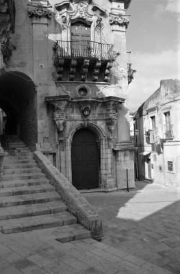 Palazzo della Cancelleria a Ragusa Sicilia