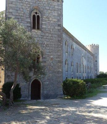Parco del Castello di Donnafugata Sicilia