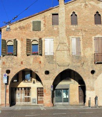 Architettura del centro storico di Treviso