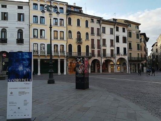 Abitazioni del centro storico di Treviso