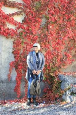 I colori dell'autunno a Štanjel Slovenia
