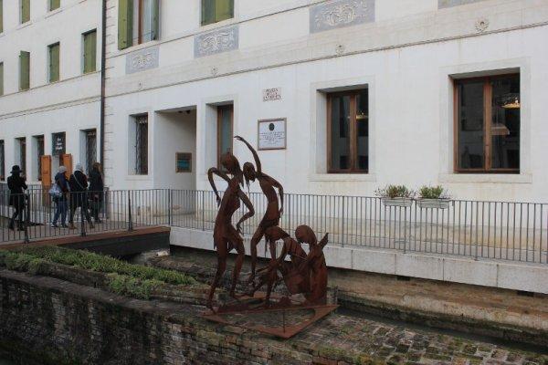 Itinerario a piedi a Treviso