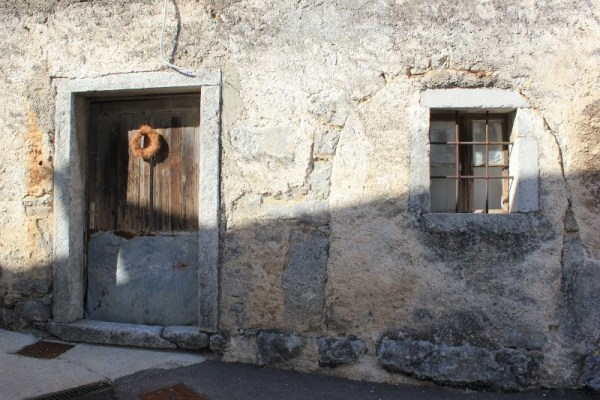 Antica abitazione a Štanjel Slovenia