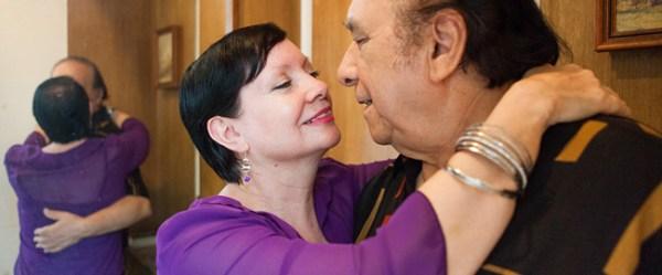 Gloria ed Eduardo Arquimbau due ambasciatori del tango argentino nel mondo
