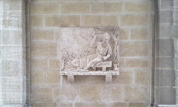 Rilievo su pietra di San Marino