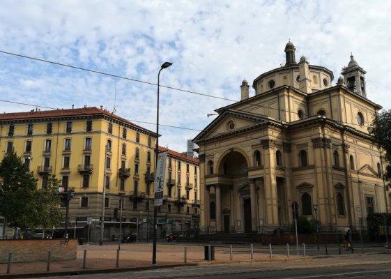 La Chiesa di San Gioachimo a Milano