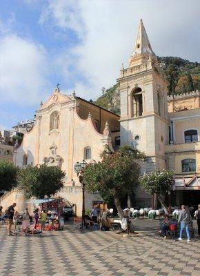 Chiesa di San Giuseppe a Taormina