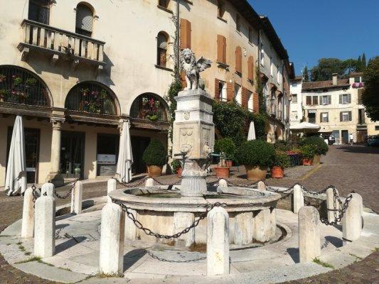 La Fontana Maggiore ad Asolo