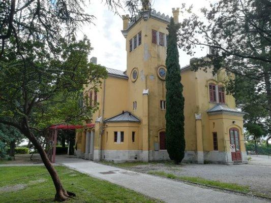 Il Castelletto di Miramare a Trieste