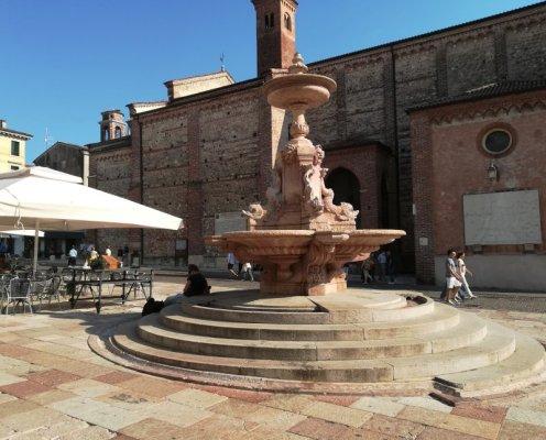 La fontana Bonaguro a Bassano del Grappa
