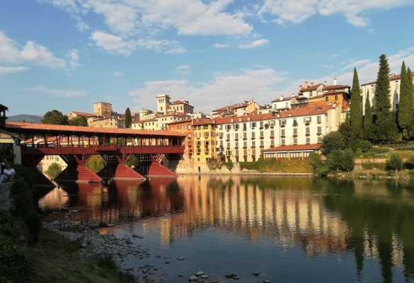 Il Ponte Vecchio di Bassano del Grappa