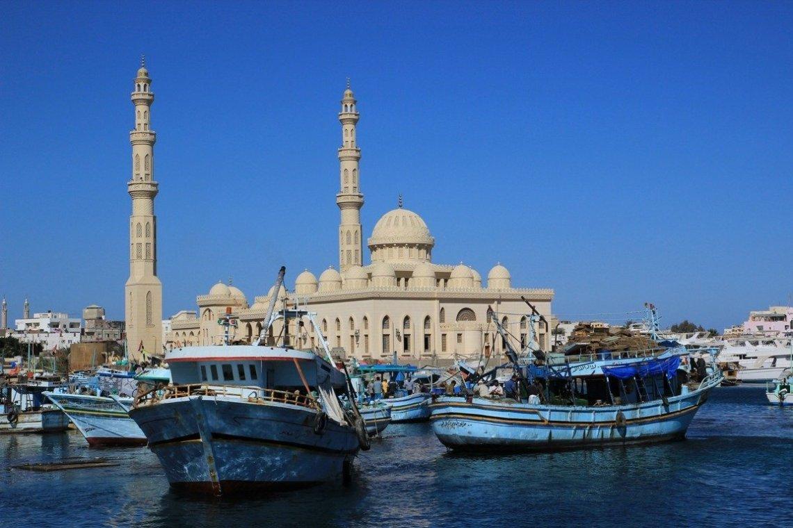 Moschea Hurghada