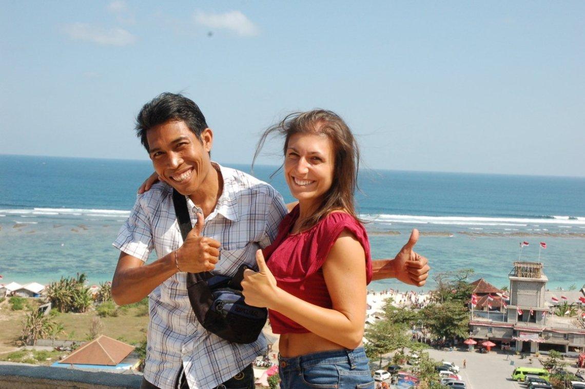 Spostarsi a Bali