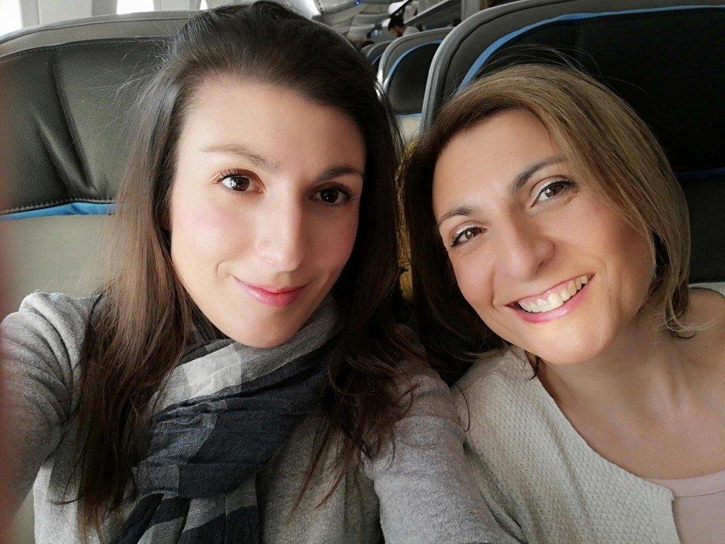 Vacanze madre e figlia