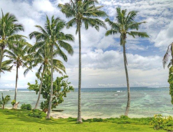 Isole Samoa viaggio