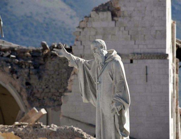 Norcia post terremoto