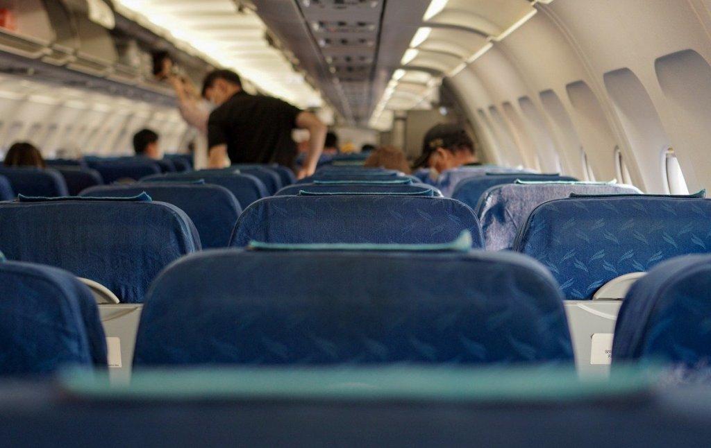 Business Class Air Tahiti