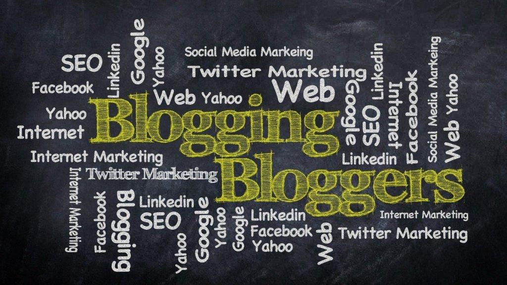 Blogging e webmaster