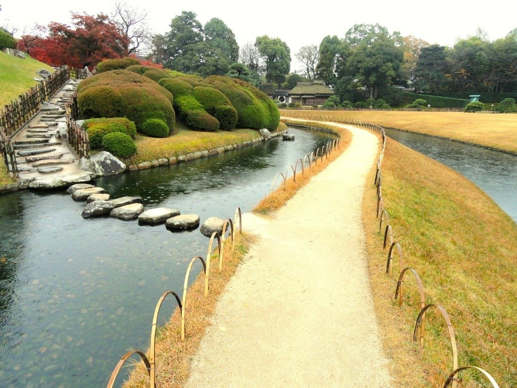 Giardini in Giappone