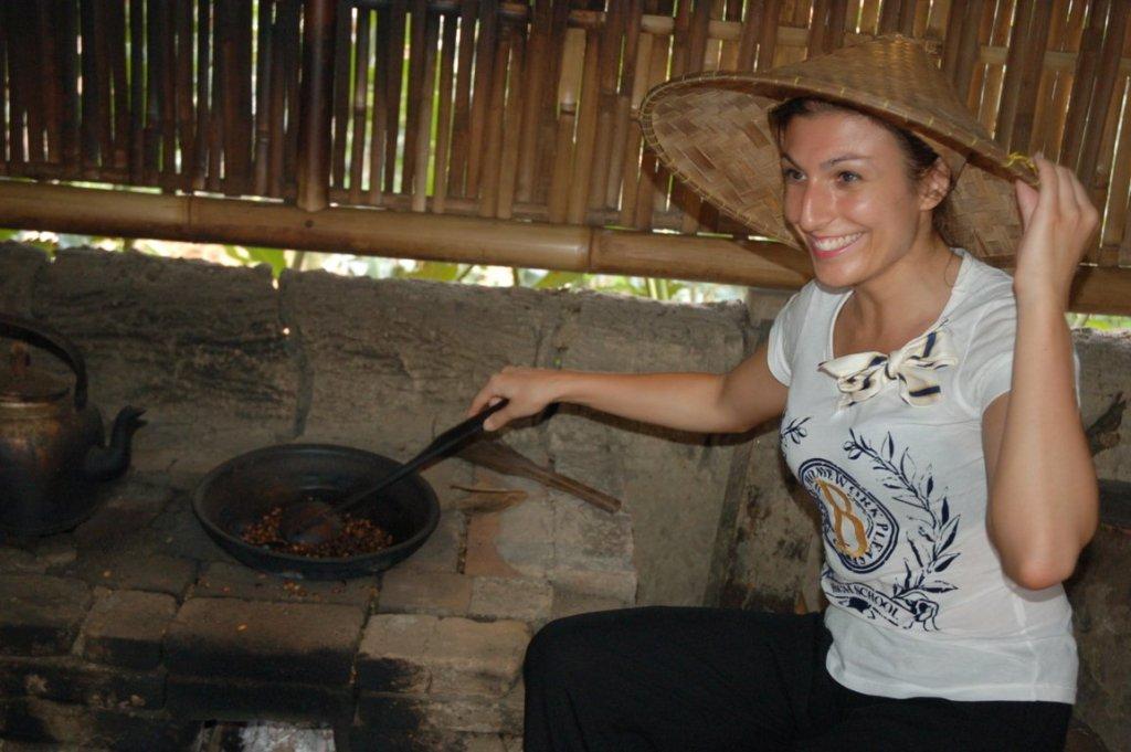 Luwak Coffee a Bali
