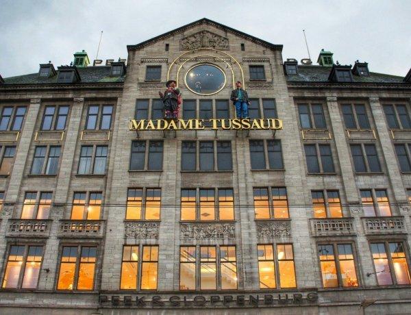 Museo delle cere Amsterdam