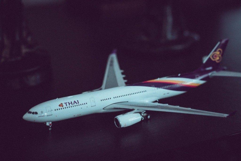 Thai Airways novità
