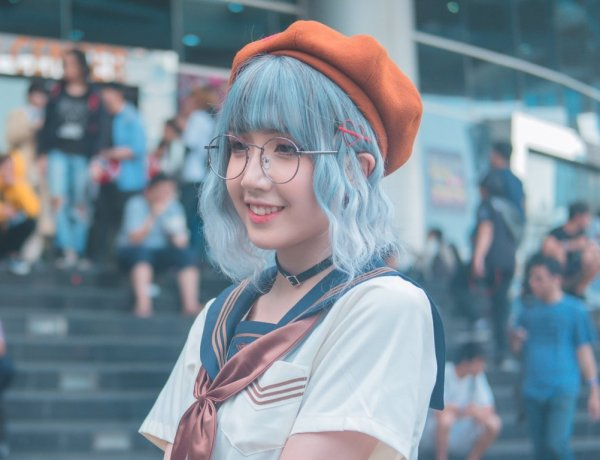 Cosplay Giappone