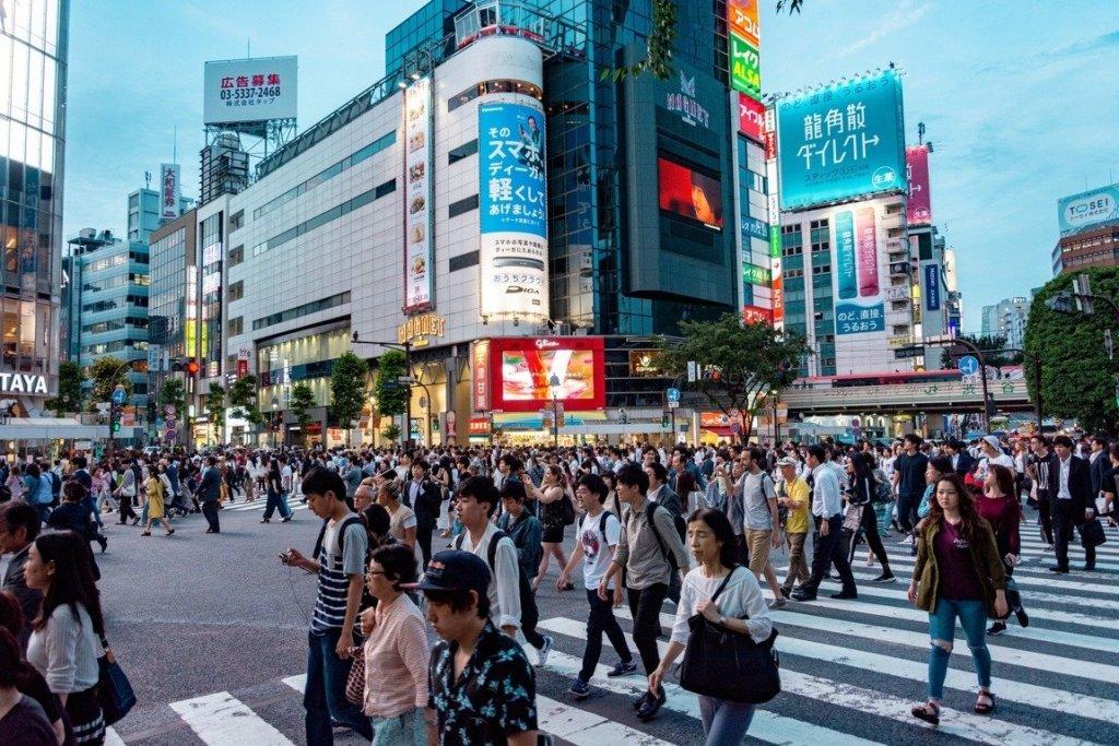 Itinerario Giappone 7 giorni