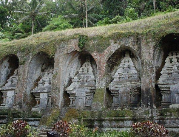 Gunung Kawi di Bali