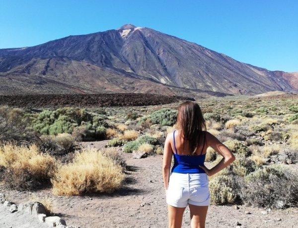 Visitare il Teide