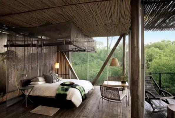 Design Inspirations: Singita Game Reserves