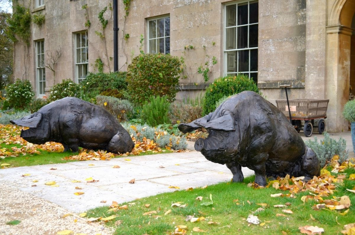 It's a Pig's World – The Pig, An English Country Hotel & More