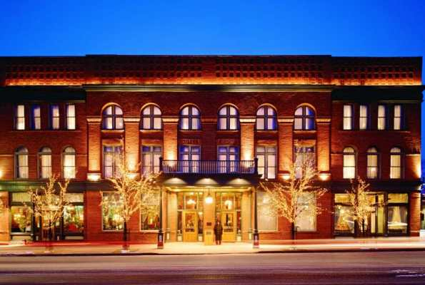 Another door reopens: The Hotel Jerome, Aspen