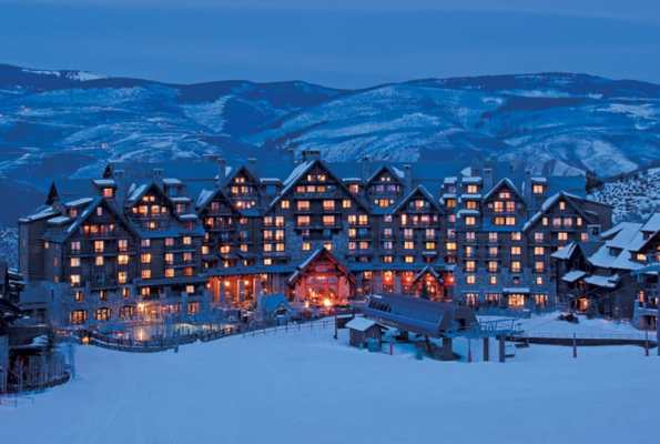Just Checked Out: Ritz-Carlton, Bachelor Gulch