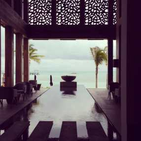 Just Checked Out: Nizuc Resort and Spa, Cancun Mexico