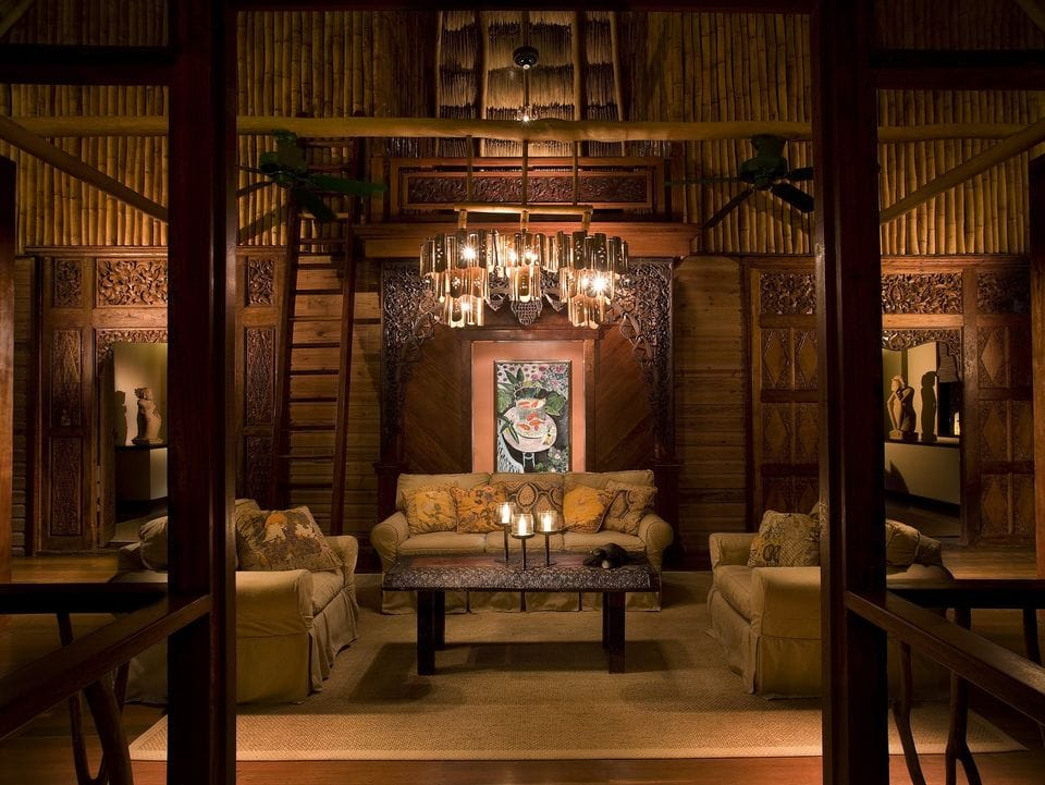 Just Checked Out:  Blancaneaux Lodge and Turtle Inn