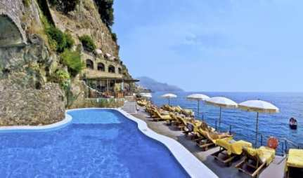 Postcard From: Hotel Santa Caterina, Amalfi