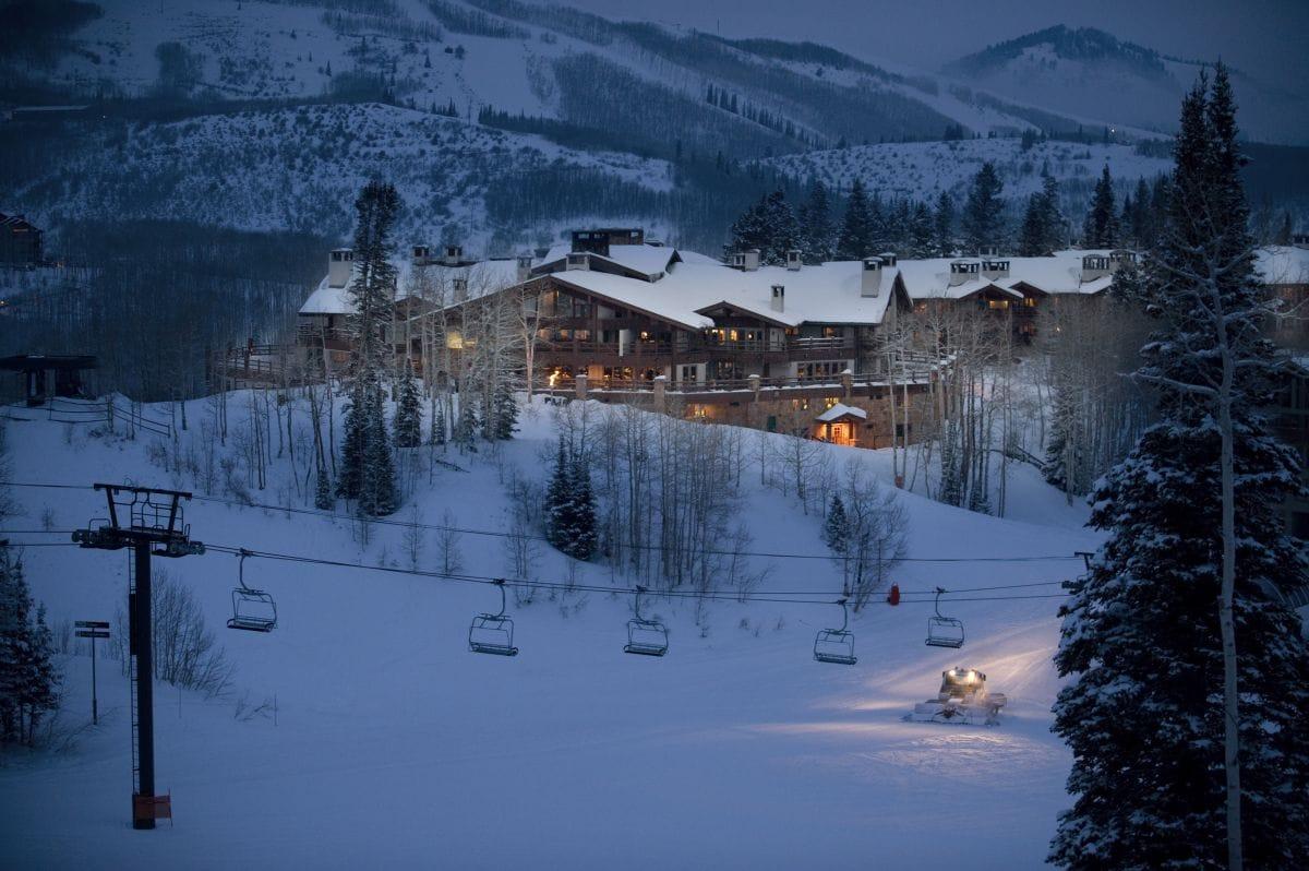 Just Checked Out: Stein Eriksen Lodge, Deer Valley