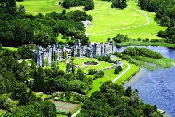 Inside Look: Ashford Castle, Ireland