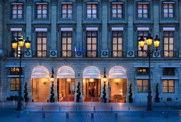 Hot Hotel Openings in Paris: Le Pavillon des Lettres and Le Royal Monceau