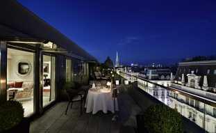 Postcard From: Hotel Sacher, Vienna