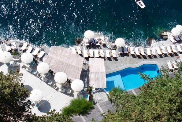 Hotel Review: Hotel Santa Caterina, Amalfi Coast