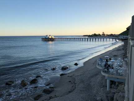 Just Checked Out: Malibu Beach Inn, Malibu California