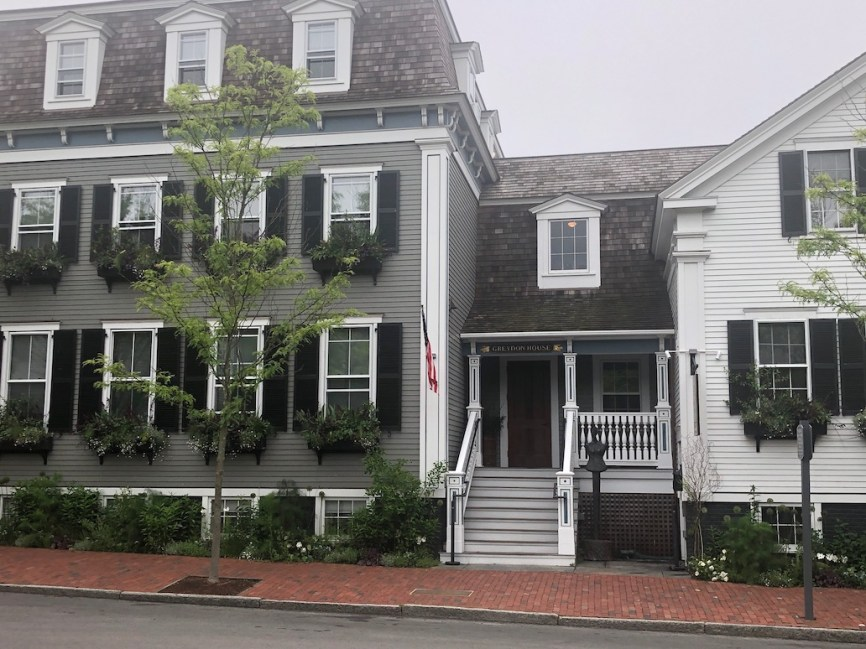 Hotel Review: The Wauwinet, Nantucket