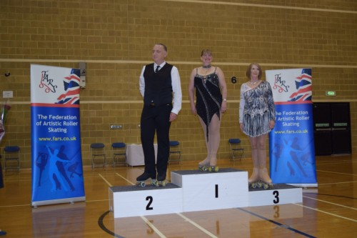 Mel 3rd in Masters Championships 2015